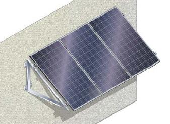 Frangisole Fotovoltaico Triangolo