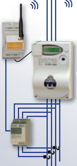 Schema Collegamento Elettroserratura : Schema collegamento contatore trifase fare di una mosca