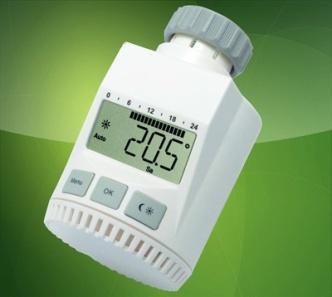 Risparmio Riscaldamento Valvole Termostatiche Digitali Base