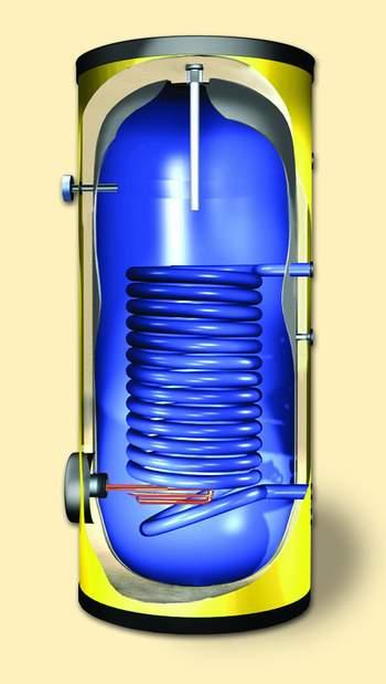 Pannello Solare Unical Titanium : Impianto solare a circolazione forzata